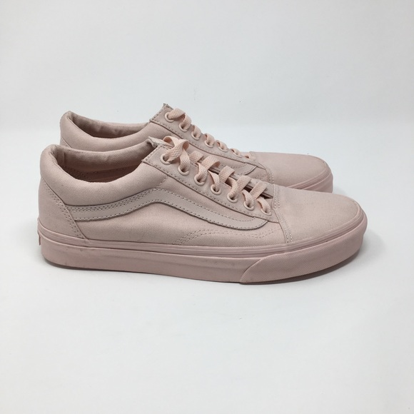 ba4116b062fc Vans Light Pink Old Skool Men s 8.5. M 5aa3367561ca1086a75051bb